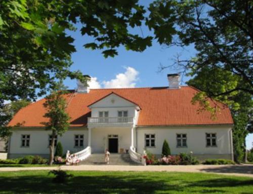 Lyckholmi (Saare) mõisa peamaja Noarootsis / restaureerimine-rekonstrueerimine