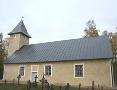 Rooslepa kabel Läänemaal / restaureerimine