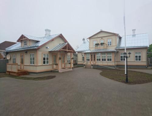 Villa Frieda Haapsalus / rekonstrueerimine